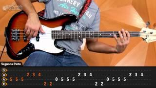 Billie Jean - Micheal Jackson (bass lesson)