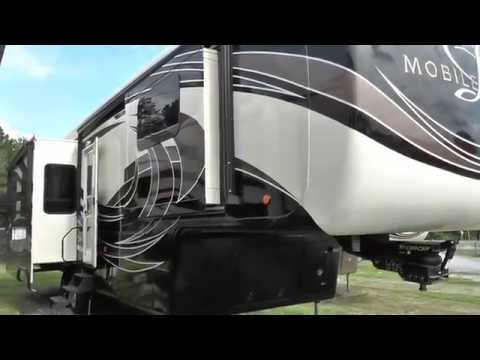 2014.5 DRV Mobile Suite 38RESB3 Fifth Wheel RV