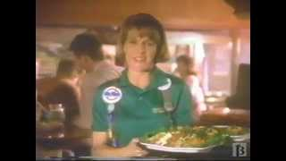 Bennigan's Restaurant Commercial 1991