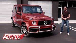 Mercedes-Benz Clase G 2019 | Prueba A Bordo Completa