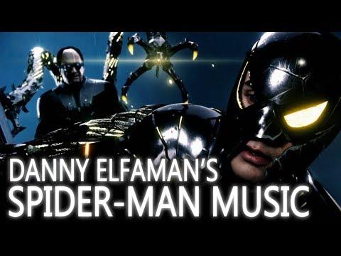 Spider-Man (PS4) - Finale Boss Danny Elfman's/Sam Raimi's Music