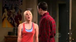 The Big Bang Theory - Leonard is a slut