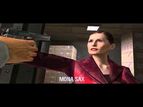 Max Payne 2 Aparición Mona Sax