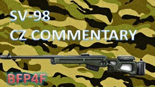 Battlefield Play4free SV-98 CZ Commentary