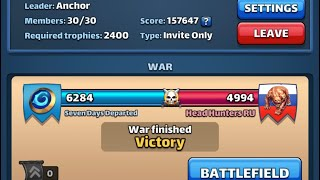 Tips for winning Alliance Wars: Offensive strategy Empires and Puzzles: Anchor 7DD