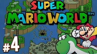 Super Mario World - Best Secret | PART 4 | ScykohPlays