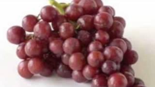 فوائد العنب للبشرة و الصحة
