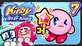 WHAT COULD IT GO TO? / Kirby Star Allies / Jaltoid Games