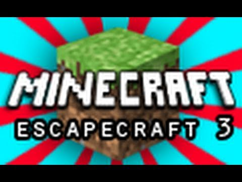 Minecraft: The Escape, Redux! (EscapeCraft 3) Ep. 3