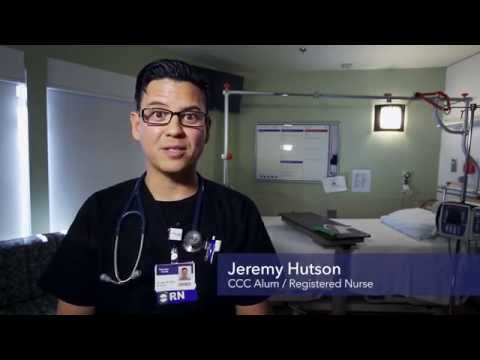 Clackamas Community College Alum —  Health Sciences and Nursing