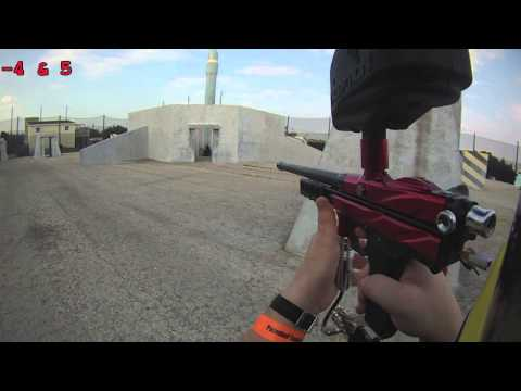 Help new paintball players during games