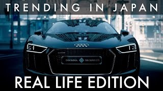 You can Buy a Real Life Final Fantasy XV AUDI R8 - TRENDING IN JAPAN