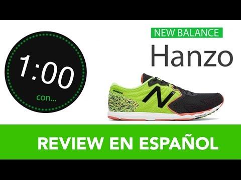 New Balance Hanzo ? , review de la zapatilla de running más rápida de la marca