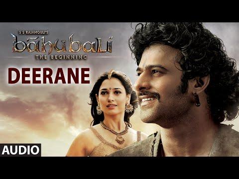 Deerane Full Song (Audio) || Baahubali || Prabhas, Rana Daggubati, Anushka, Tamannaah