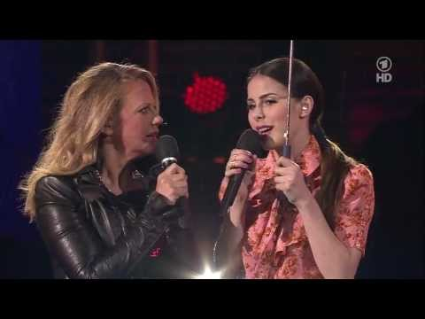 Lena Meyer-Landrut - Interview zur Punktevergabe auf der Grand Prix Party