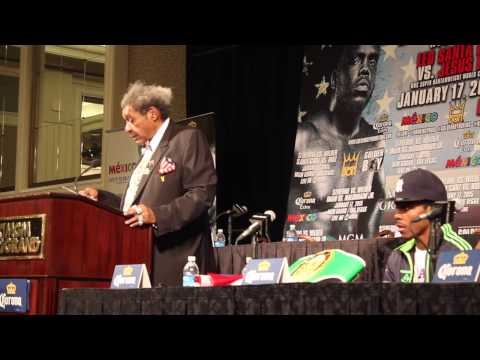 DON KING & AMIR IMAM POST FIGHT PRESS CONFERENCE 'I CAN SEE WHY ADRIAN BRONER TURNED HIM DOWN