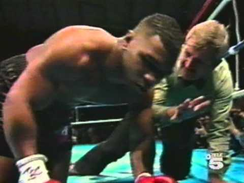 MIke Tyson VS Buster Douglas - 1990