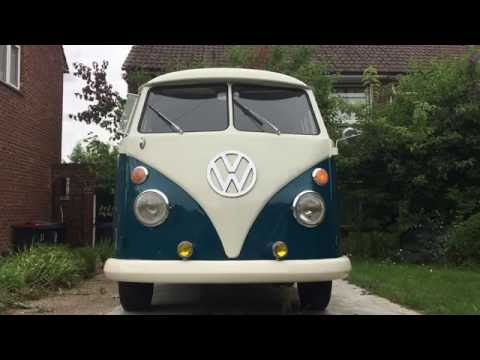 1966 VW Split Screen 11 window Microbus For Sale