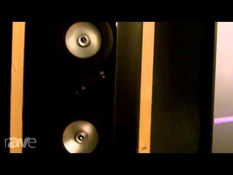 CEDIA 2013: rbh Sound Demos the Signature Series Speakers