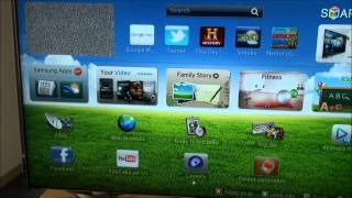 Tinhte.vn - Trn tay Samsung Smart TV ES8000