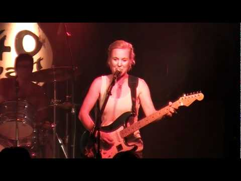 Throwing Muses - 2011.10.12 @ 40 Watt Club (Athens PopFest 2011) Part 1