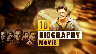 Top 10 Biography Movies Part 4 | Quick Up MOVIE