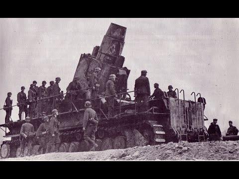 Самоходная артиллерия (часть 1)