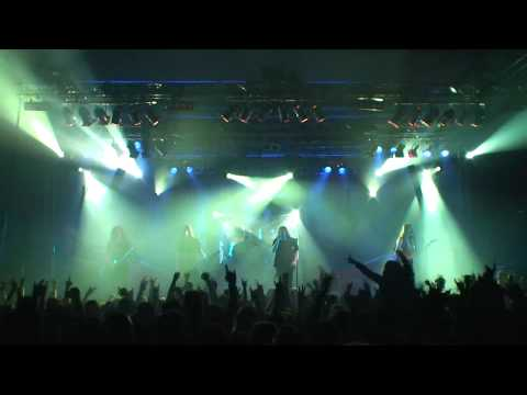 HammerFall live Any Tour Necessary 2009