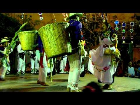 Música danza y tradición purépecha
