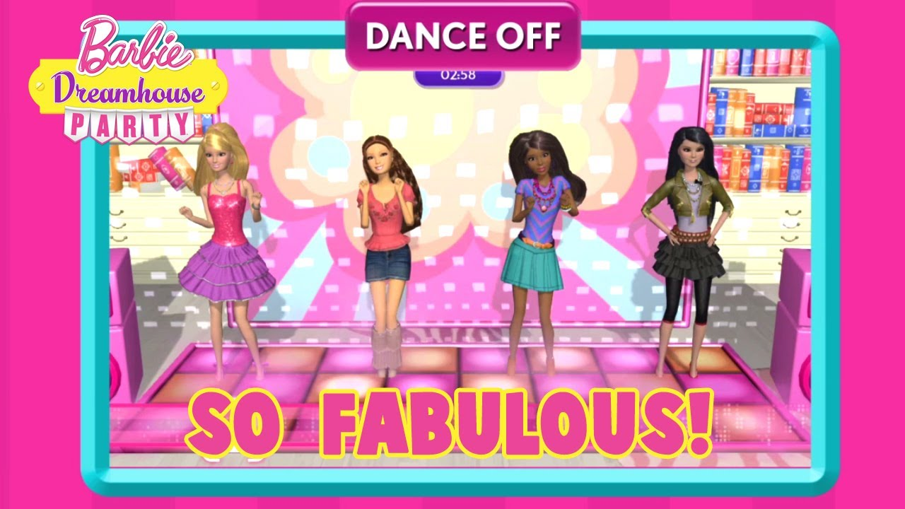 barbie life in the dreamhouse games for girls