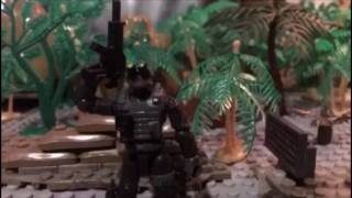 Predator minimates stop motion video by trethebear Lego stopmotion predators