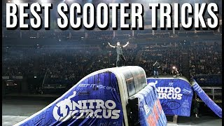 BEST SCOOTER TRICKS at NITRO CIRCUS!