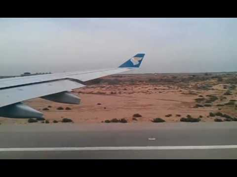 Oman Air Airbus A330-300 (A4O-DB) departing Muscat - 16 April 2012