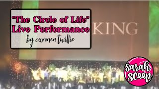 "download lagu ""the Circle Of Life"" Live Performance By Carmen Twillie gratis"