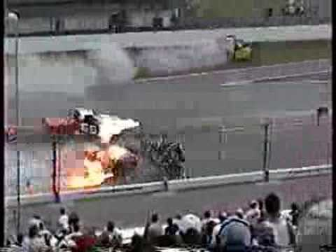 Geoff Bodine Daytona Truck Crash Home Video Video