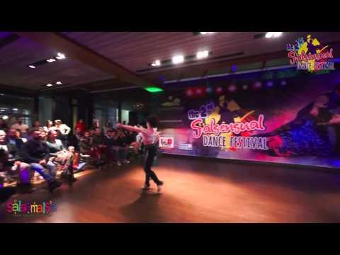 Ezgi Zaman Dance Performance - 2.Salsensual Dance Festival Lebanon