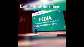 Komika Cilik Dari Timur _ The Black Panther Junior _ Juara 1 Lomba Stand Up Comedy Se-DKI Jakarta
