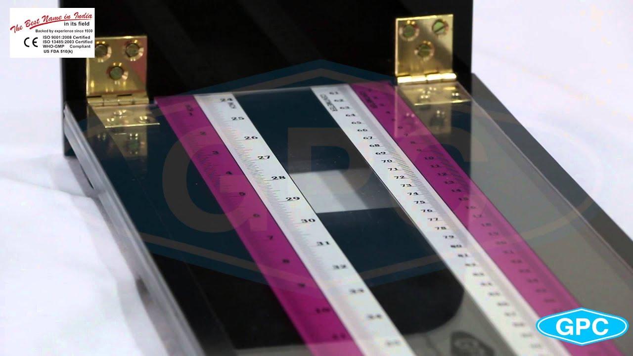 Devices For Measuring Length : Infantometer length measuring devices medical