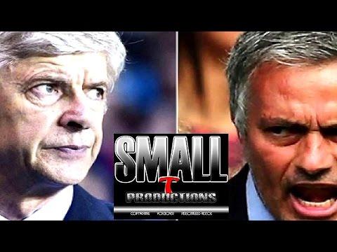 Mourinho calls Wenger after 6-0 hammering!