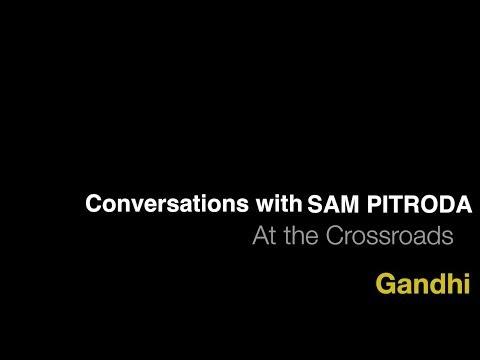 Mahatma Gandhi | Conversations with Sam Pitroda