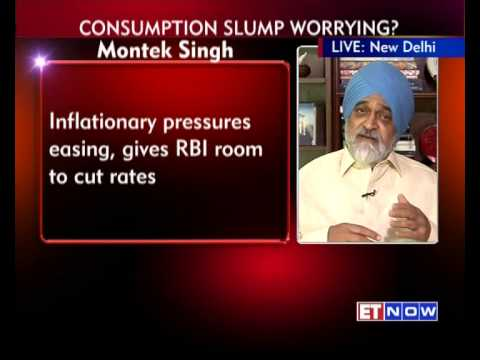 ET NOW Exclusive with Montek Singh Ahluwalia