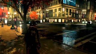 Трейлер игры Watch Dogs: графика для ПК