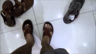 Sandals Shopping, Dongguan, China