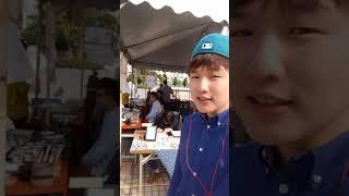 20180224 Creative market in Tainan!