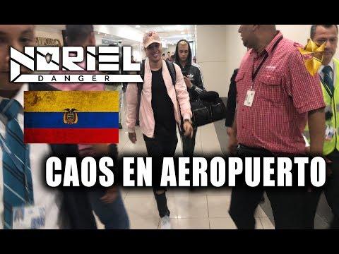 0 - Noriel – Llegada A Ecuador (2017)