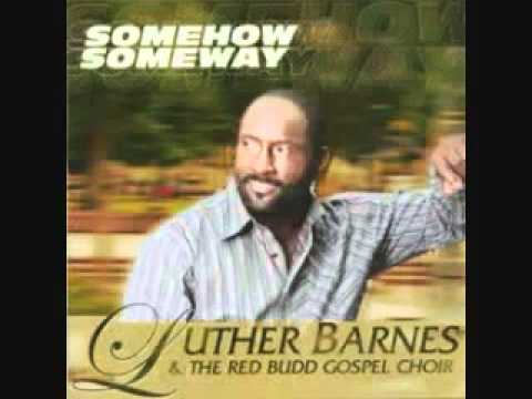 Luther Barnes Spirit Fall Down   YouTube