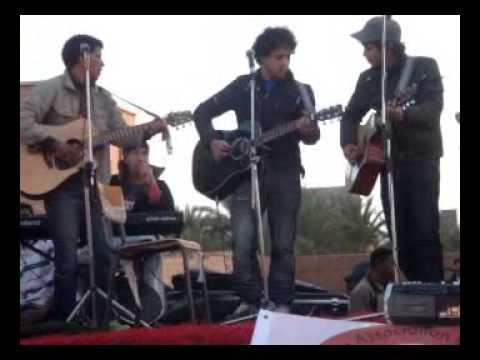 Saghru Band in Alnif