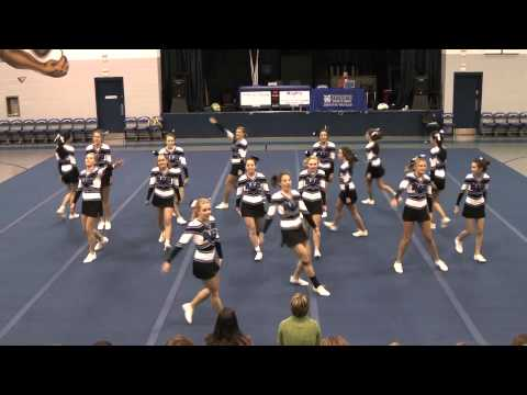 Westminster Schools of Augusta GISA state cheer competition 2010