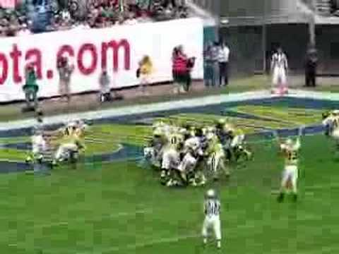 Gator Bowl - Tashard Choice 2nd Rushing TD Video