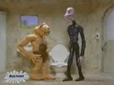 Prometheus And Bob-Toliet